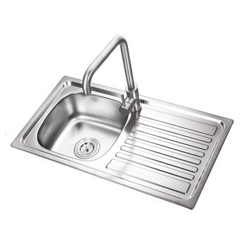 K-e7639b Stainless Steel Sink With Drain Board/ Kitchen Sink Undermount/  Tunisia Sink - Buy Stainless Steel Sink With Drain Board,Kitchen Sink ...
