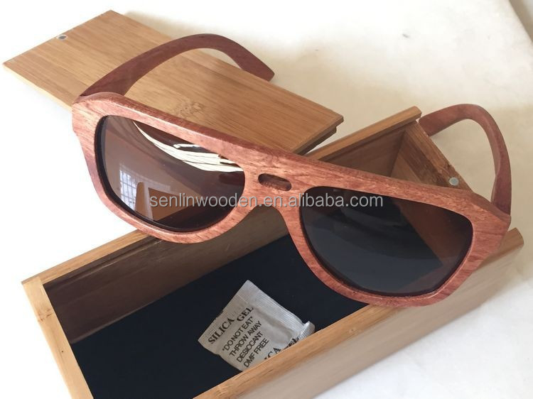 2015 Newest OEM Bamboo Women &Men Age And Polarized Lenses Optical Attribute Handmade Wood Sunglasses With Mirrored Lens