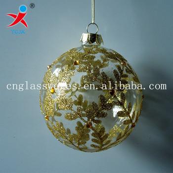 European Home Decoration Glass Christmas Ball Glass Ornaments Buy Hand Blown Glass Christmas Ornaments Hand Painted Glass Christmas Ornaments Glass