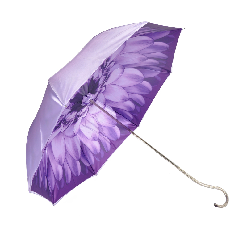 LV-01 chinese supplier luxury creative 2 folding umbrella