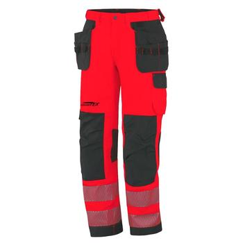 reflective worker clothing men workwear  security pant uniforms