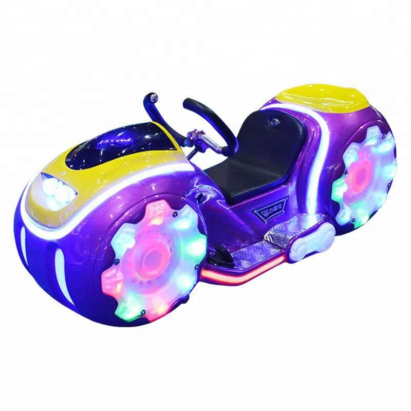 New Style Amusement Park Rides Electric Battery Motorcycle Rides Bike Kids on Rides for Sale