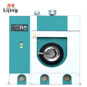 Commercial Oil Full Enclosed Dry Cleaning Machine Dry Cleaner Machine