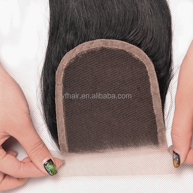 Alibaba express Peruvian hair weave 100 Virgin Frontal Lace Closure With Bundles
