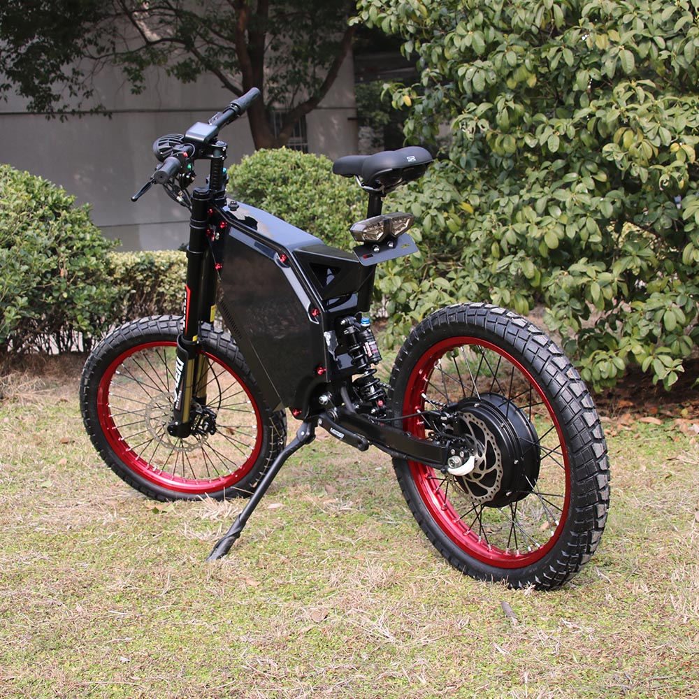 promotion off road 5kw moutain electric bike