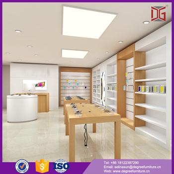 Modern Mobile Shop Design Decorative Mobiles