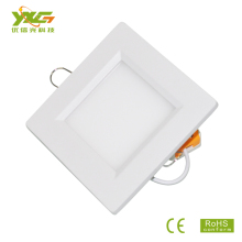 Lámpara led panel light square ultrafino de falso techo