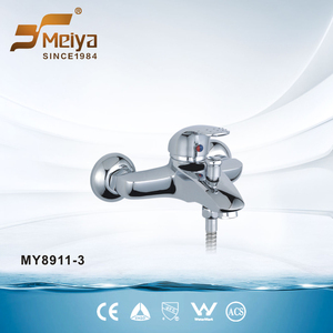 In Wall Bathtub Sink Mixer Tap Waterfall Faucet Bath MY8911-3