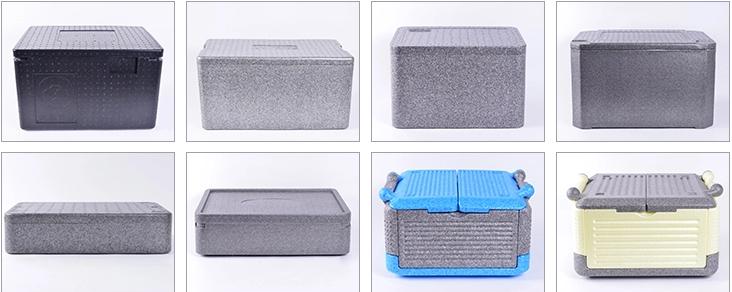 Portatile di Qualità Superiore Nuovo Tipo di Regalo di Isolamento Termico Box Epp Scatola del dispositivo di Raffreddamento