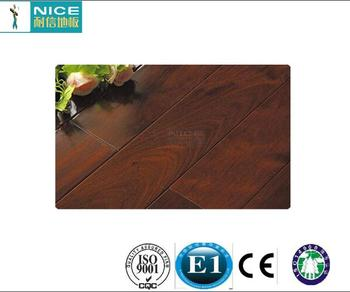 Household flat easeful oak home decoration indoor soild wood flooring