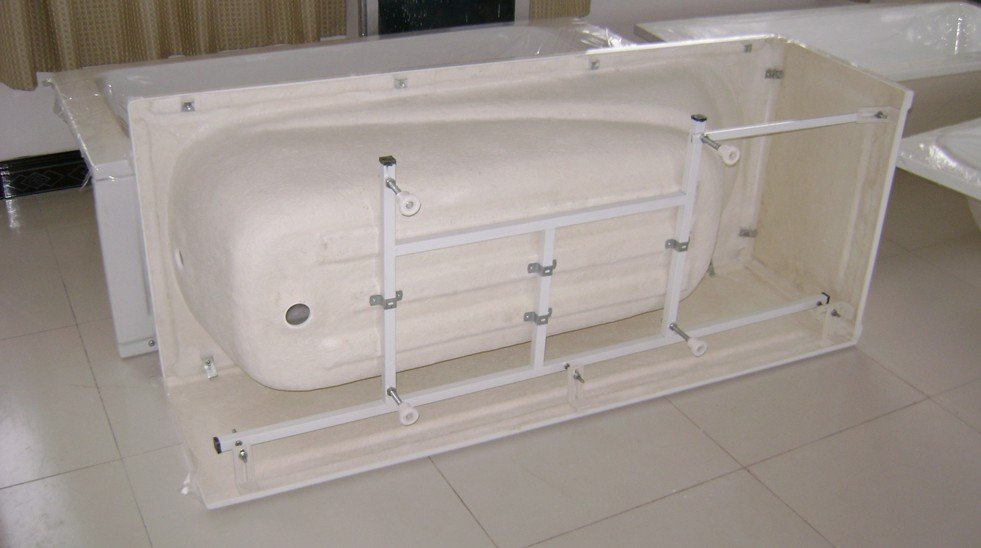 Acrylic Bathtub,simple Bathtub,ordinary Bathtub(TB B021)