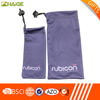 popular microfiber suede classic neoprene armband mobile pouch With Promotional Price