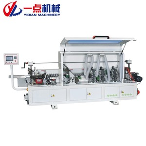 2017 New Rough Trimming Fine Trimming PVC Edge Banding Machine YD-D6