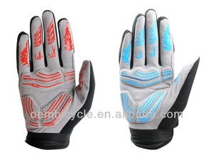 2013 new style warm heated cycling gloves