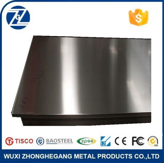 astm din aisi 304 316l m2 thick stainless steel plate with price per kg