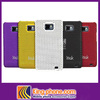 Wholesale PC Mesh case for Samsung I9100 , Hard Mobile Phone Shell