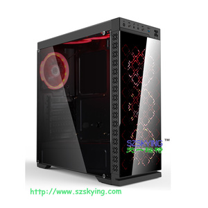 PC Case Gaming SK090202 ATX Case