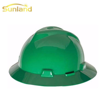 Factory Bottom Price New Model Best Full Brim Hard Hat - Buy Helmet ... d418455268f