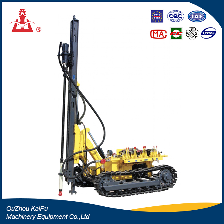 hot sale the newest prospecting drill rig