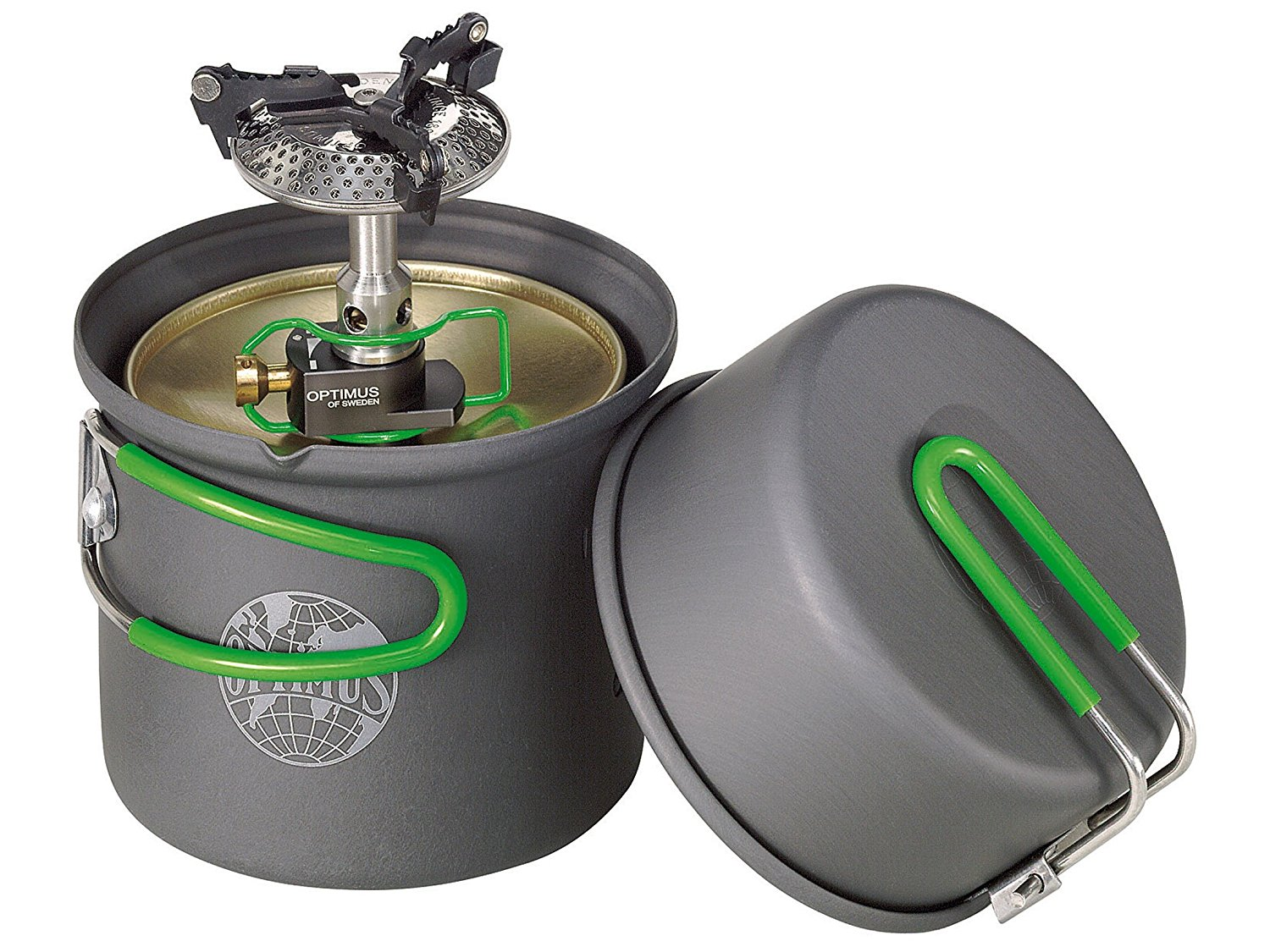 Optimus Crux Lite Solo Outdoor Cooking System
