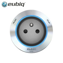 Eubiq FR3 Power Track Types Of Chargers Socket Adaptor France Premium