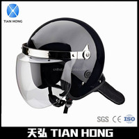 Security Protection Full Face PC Visor Safety Helmet