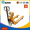 2000KG electric hand pallet jack with scale