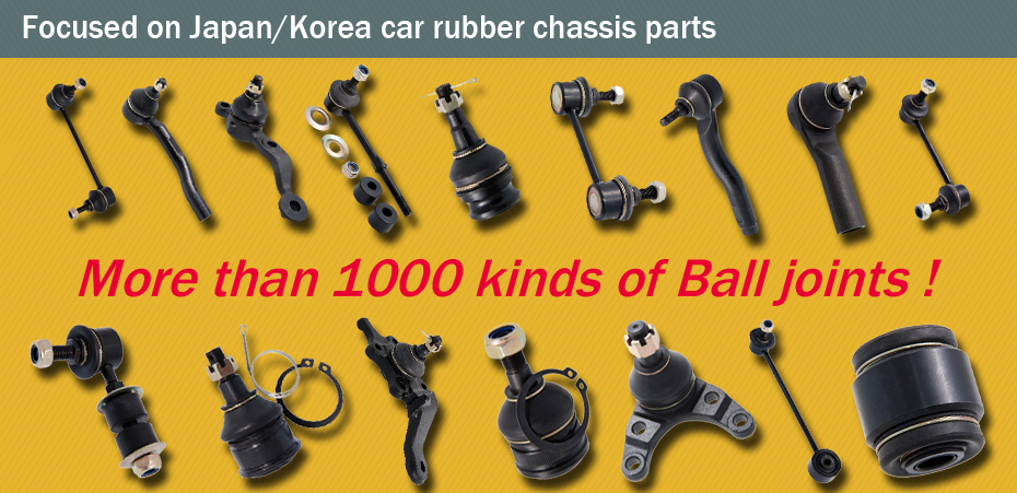 Ball Joint for japanese,korean cars,Wholesale With High Quality ,TS16949,ISO9001,3rd Party Trade Assurance