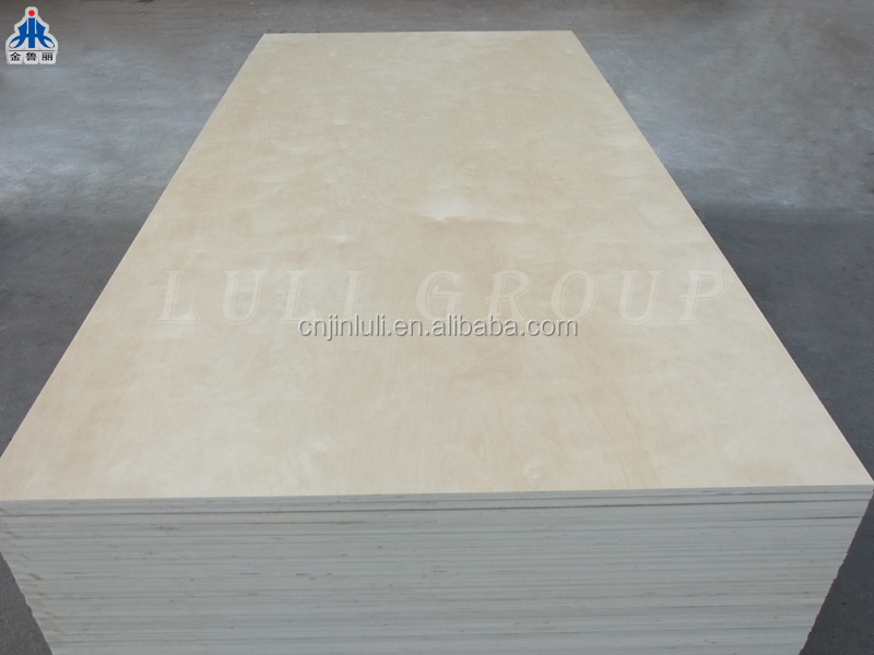 high quality 9mm,12mm,15mm,18mm birch veneer plywood