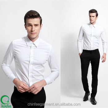 latest design new model mens dress pants and shirts for men 2017