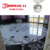 Crystal Clear Epoxy Resin 3D Bathroom/ Bedroom Flooring Coating