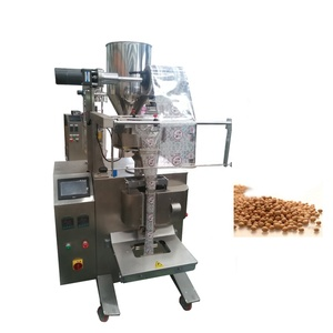 100g 200g 300g shanghai Full Automatic YB-280K beans, peanuts, seasoning granular Packing Machine with CE Certificate