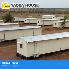 Sudan Small Prefabricated Tiny Houses Homes Prefab mobile camp house Kits For Sale Prefab T house Portable Cabin