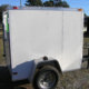 enclosed trailer cargo trailer