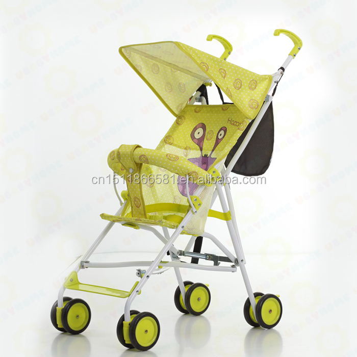 2017 Competitive price environmental material umbrella baby buggy