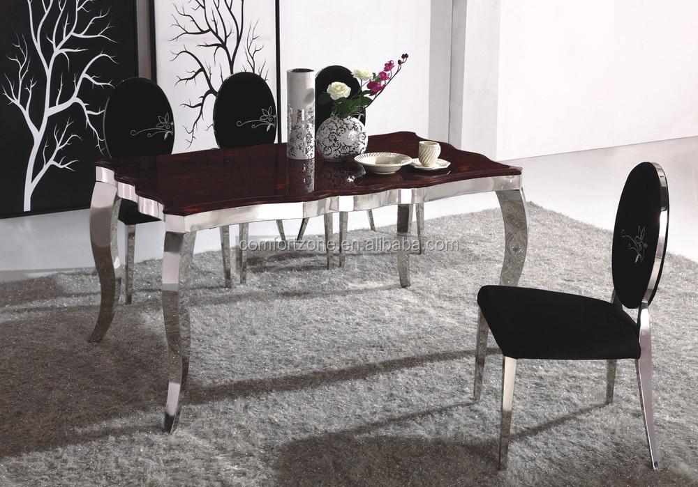 A8027 Quartz Composite Dining Table Top Product On Alibaba