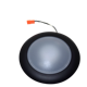 "ETL approved 14W 900lm 90Ra super thin 5""/6"" Black frame LED downlight"