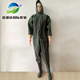 Nylon and PVC full body Fishing Waders Waterproof Wader Fishing Suit the whole body work wear coverall rain coat