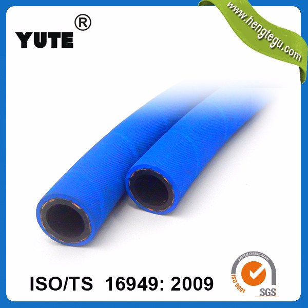 SGS approved YUTE flexible AEM hs code for rubber hose for car