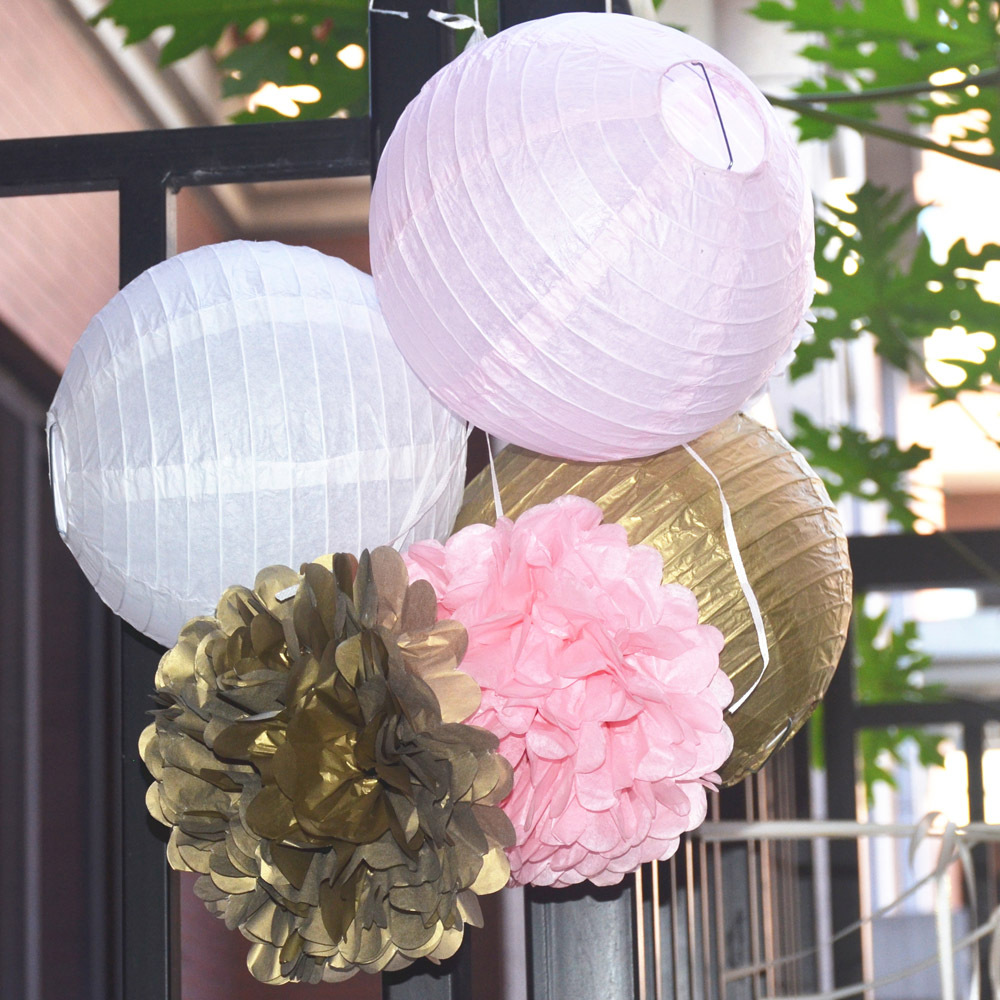Lanterns And Pom Poms, Lanterns And Pom Poms Suppliers and ...