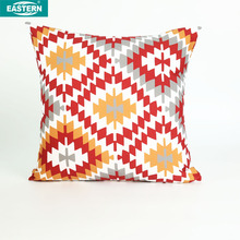 Bright color digital printing cushion cover brushed fabric 100% polyester pillow 3d effect pillow