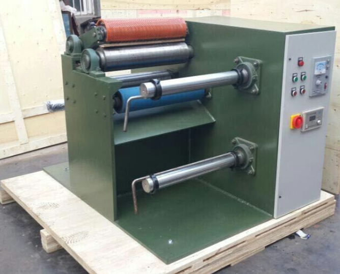 Small Jumbo Roll Slitter