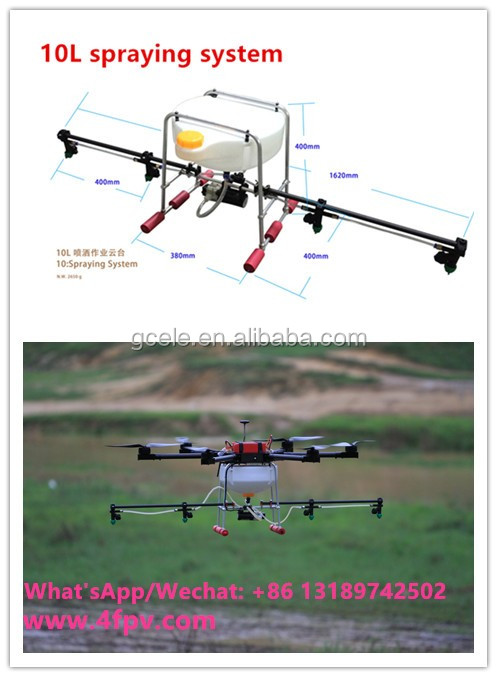 Agricultural Spray System Sprinkler Spraying System