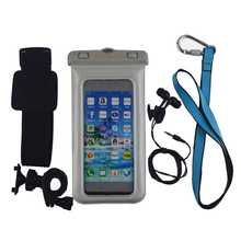 Waterproof Mobile Phone Bags For Iphone 6 With Floating