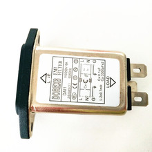 DAI1 1A 3A 6A 10A eenfase AC power line EMI noise filter