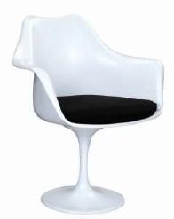 luxury chair modern design / replica eero saarinen tulip chair