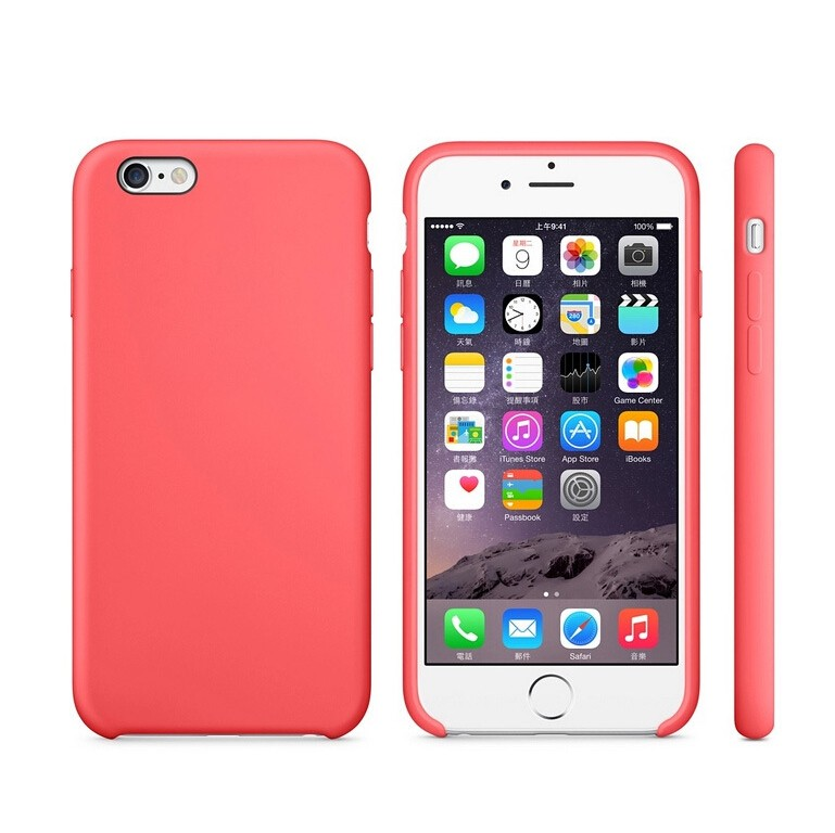High Copy 1:1 Silicone Case For Iphone 6s/6s Plus