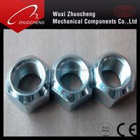 Zinc Plated DIN 980 all metal hexagon lock nut type V