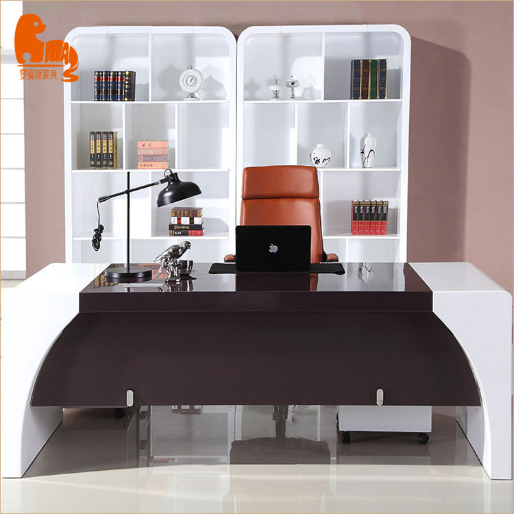 office furniture l-type table executive ceo desk office table design