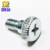 Knurled Head Captive Panel Fastener Screw